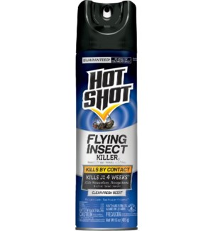 HOT SHOT #66310 FLYING INSECT KILLER