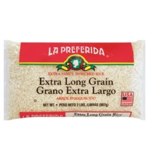 LP #0009 RICE EXTRA LONG GRAIN