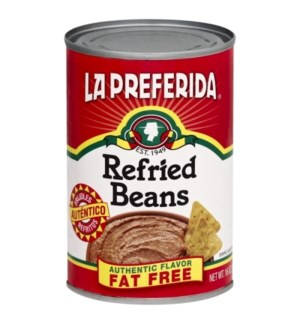 LP #0035 F.FREE REFRIED BEANS