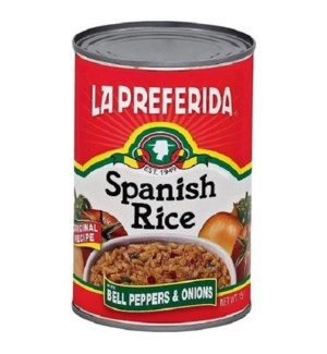 LP #0405 SPANISH RICE CAN