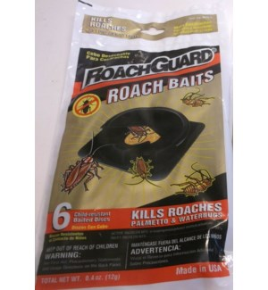 ROACH GUARD #08385 ROACH KILLER BAIT
