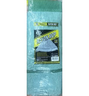 COTTON MOP NO.84033 GREEN EX LARGE