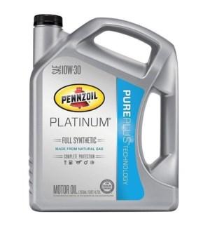 PENNZOIL 10W-30 PLATINUM FULL SYNTHETIC