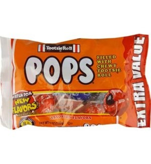 TOOTSIE ROLL POPS #06171 IN BAG