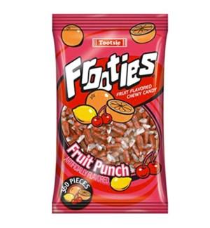 FROOTIE #07800 FRUIT PUNCH BIG BAG