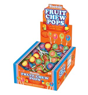 TOOTSIE POPS #30006 FRUIT CHEW
