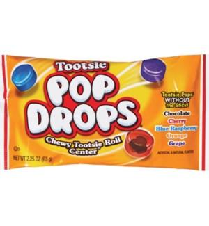 TOOTSIE POP #0515 DROPS FRUIT FLAVOR