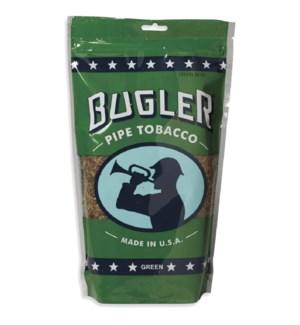 BUGLER PIPE TOBACCO-GREEN