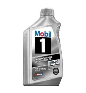 MOBIL ONE MOTOR OIL-5W20