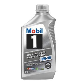 MOBIL ONE MOTOR OIL-5W30