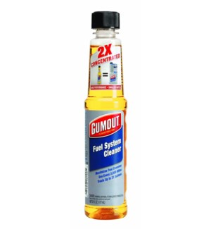GUMOUT #001367 FUEL SYSTEM CLEANER