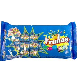 FRUNAS #05629 SOUR BLUE RASPBERRY