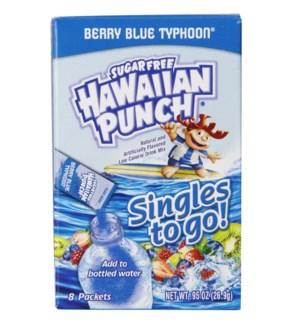 HAWAIIAN PUNCH #31925 BERRY BLUE TYPHOON