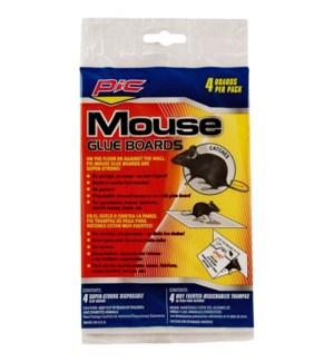 MOUSE GLUE BOARDS #GMT-4F (PIC)