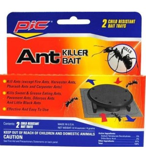 PIC ANT CONTROL SYSTEMS #AT-2 /ANT TRAP