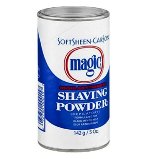 SSC #MAGIC SHAVE POWDER-BLUE