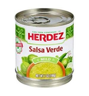 HERDEZ #7219 SALSA VERDE