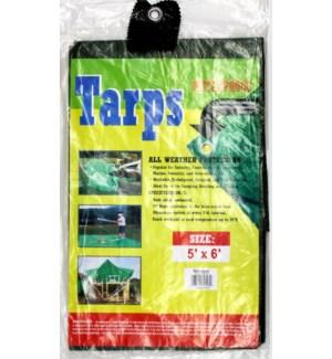 GREEN TARP #71396