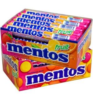 MENTOS #00577 MIXED FRUIT