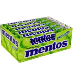 MENTOS #00580 GREEN APPLE