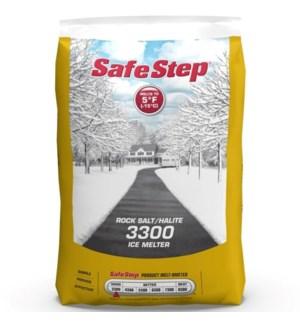 ROCK SALT 25LB ICE MELTER