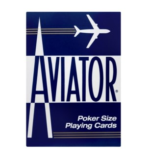 AVIATOR POKER SIZE PLAYING CARDS
