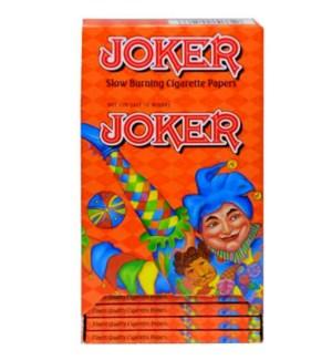 JOKER 1 1/4 SLOW BURNING PAPERS
