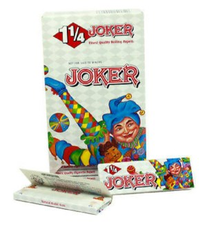 JOKER 1 1/4 CIGARETTE PAPERS