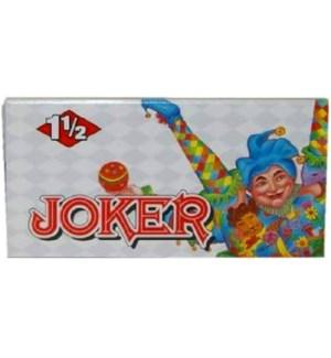 JOKER 1 1/2 CIGARETTE PAPERS
