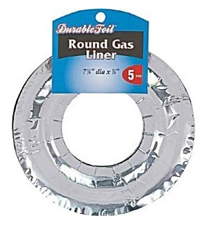 DURABLE #D60050 ROUND GAS LINER