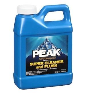 PEAK #PKF0AE RADIATOR FLUSH & CLEANER