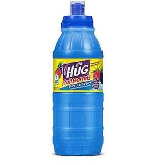 BIG HUG #161 BLUE RASPBERRY