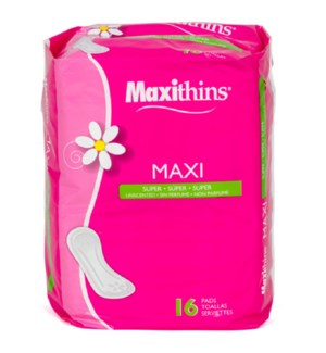 MAXITHINS #12420 SUPER UNSCENTED