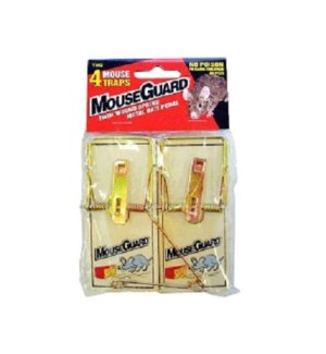 MOUSE TRAP WOOD #74440