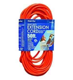 BRIGHT-WAY EXTENSION CORD #R2650 HEAVY DUTY