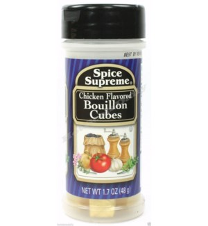 SPICE S CHICKEN BOUILLON CUBES
