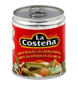 LA COSTENA #0107 WHOLE JALAPENO