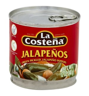 LA COSTENA #0112 WHOLE JALAPENO