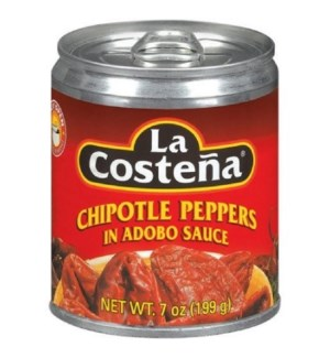 LA COSTENA #4076 CHIPOTLE PEPPER/ADOBO S