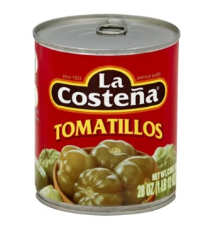 LA COSTENA #0828 WHOLE TOMATILLO