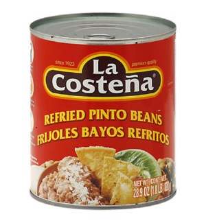 LA COSTENA #3500 REFRIED PINTO