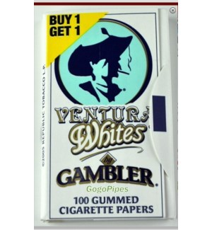 GAMBLER CIGARETTE PAPER IN JAR