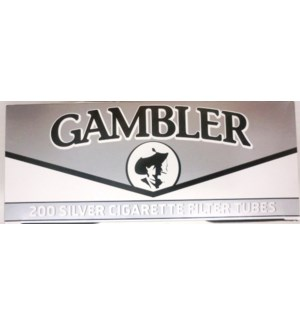 GAMBLER CIG #10241 FLTR TUBE/KING GST20