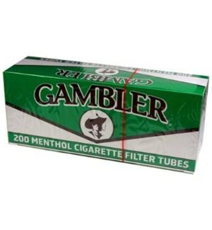 GAMBLER CIG FLTR TUBE/KING GMT20 MEN