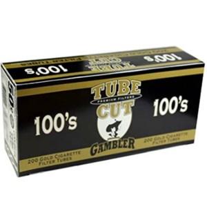 GAMBLER TUBE CUT 100/GOLD