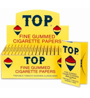 TOP CIGARETTE PAPERS #51001