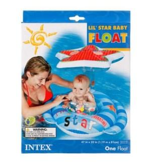 INTEX #56582EP LIL'STAR FLOAT