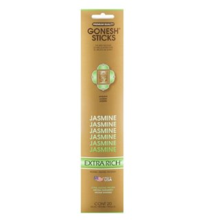 GONESH JASMINE INCENSE STICK