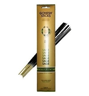 GONESH SAGE INCENSE STICKS