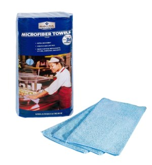 MICROFIBER TOWELS #9890 MULTI PURPOSE